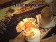 Cellule de production de gele royale.